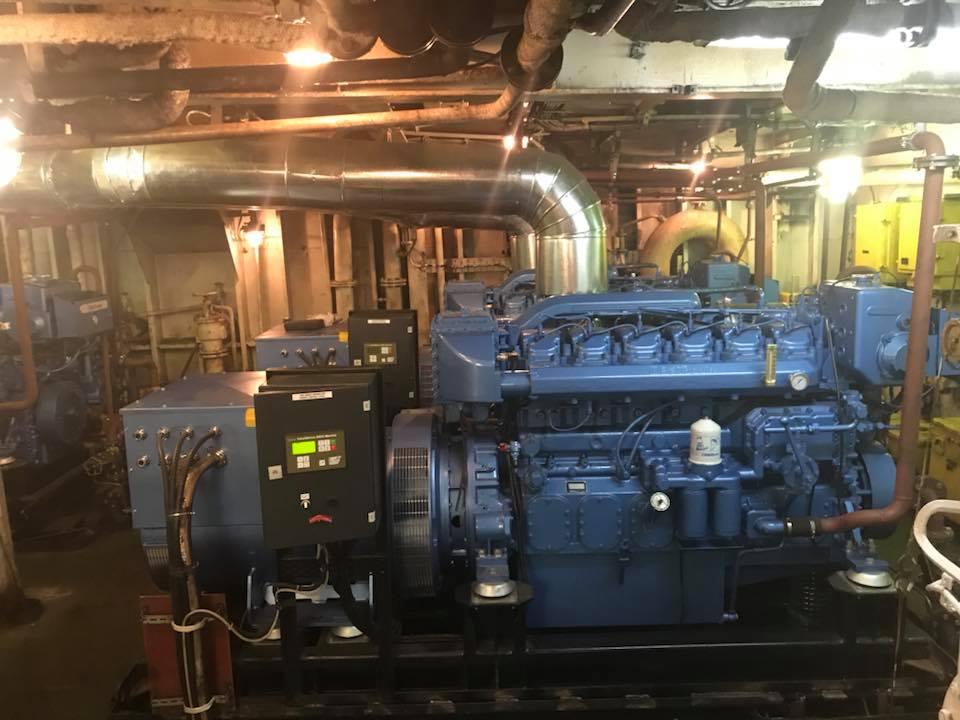400 kW Generator